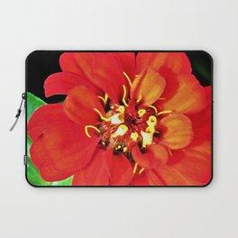 The Red Zinnia Laptop Sleeve