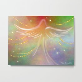 Spirit Angel Metal Print
