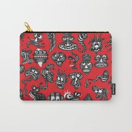 monsterheadz menagerie  Carry-All Pouch