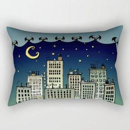 The Nightbringers Rectangular Pillow