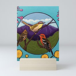 3 Arizona Rarities Mini Art Print
