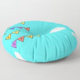 It's Okay Floor Pillow