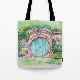 """Roads go ever ever on..."" Tote Bag"