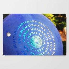 LSD Frisbee Disc Golf Innova Albert Discraft Vibram Cutting Board