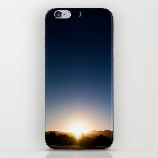 Day n Nite iPhone & iPod Skin