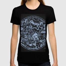 Ice on Black | Zodiac Skies & Astrological Ties T-shirt