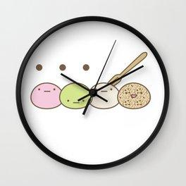 Mochi Kochi | Figure 1 Wall Clock