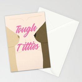 Tough Titties - Nipple Version Stationery Cards