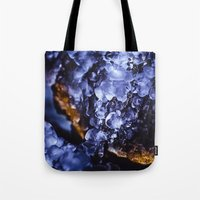optimus prime Tote Bags featuring Optimus Prime by HappyMelvin