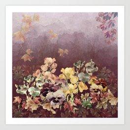 Falling Into Fall Art Print