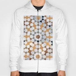 Beautiful Antique Bohemian Persian Pattern Hoody