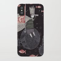 yetiland iPhone & iPod Cases featuring Five Hundred Million Little Bells (3) by Judith Clay