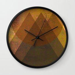 Polaris No. 1 Wall Clock