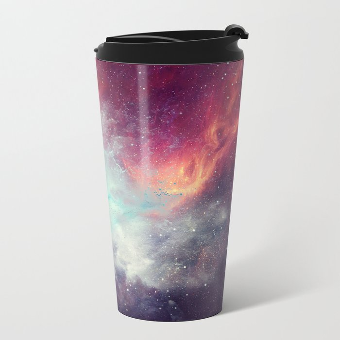 Inferno Metal Travel Mug