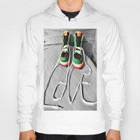 sneaker Hoodies featuring Sneaker Love by SefoG