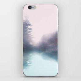Calm reflexion iPhone Skin