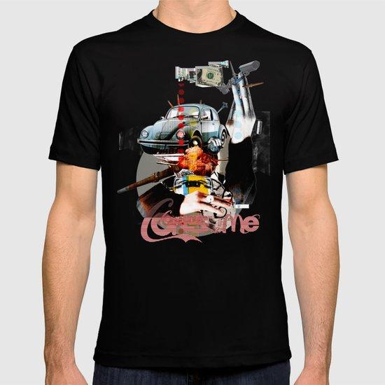 Modern Times - Consume Car (beetle) T-shirt