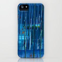 Trickling Engima iPhone Case