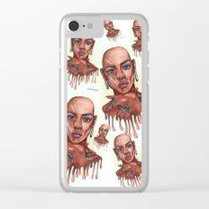 INCARNATION I @EdART Clear iPhone Case