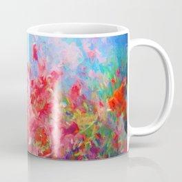 Floral 40 Coffee Mug