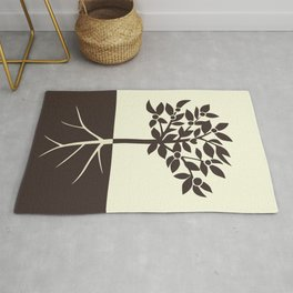 Tree of love Rug