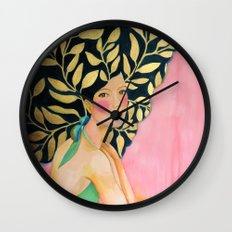 sofia (original) Wall Clock