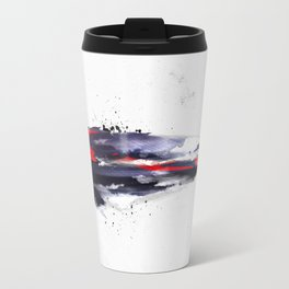 The American feather Travel Mug