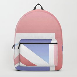 flag of Uk -with color gradient Backpack