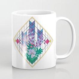 Wildflower Impressions - Wild Lupine, Prairie Smoke, Birdsfoot Violet Coffee Mug