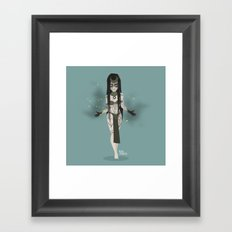 Enchantress Framed Art Print