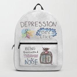 depression feels Backpack