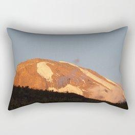 Mount Kilimanjaro  Rectangular Pillow