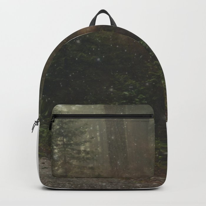 WELCOME TO EARTH Backpack