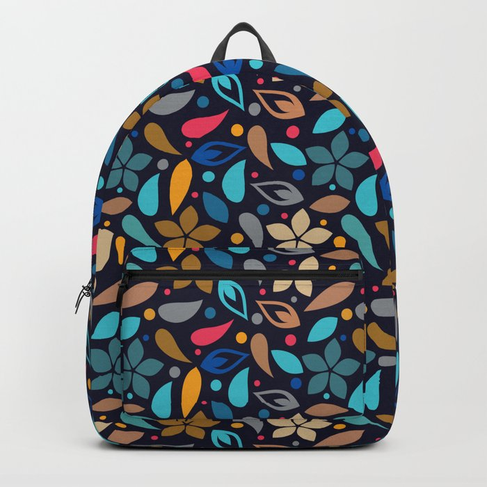 Colorful Lovely Pattern XV Backpack
