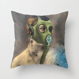 2114 Throw Pillow