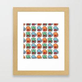 Choose me! Framed Art Print