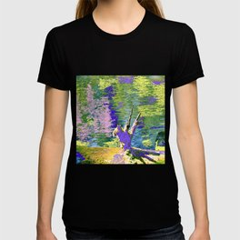 If Cats Could Fly T-shirt
