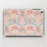 safari iPad Cases featuring Safari by Laura Braisher