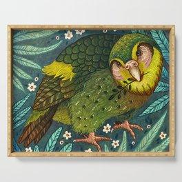 Kakapo Serving Tray