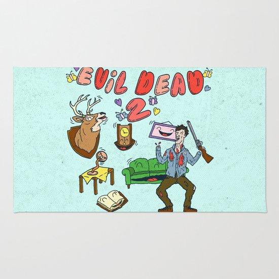 ♥ EVIL DEAD 2 ♥ Rug