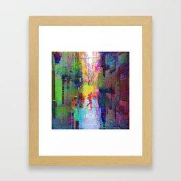 20180205 Framed Art Print