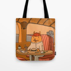 American Fast Food Tote Bag