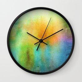 Nebula #3 Wall Clock