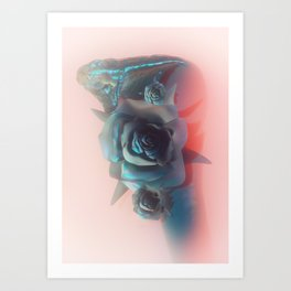 TRUST// Day 876 Art Print