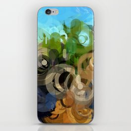 Avenue To Happy Town iPhone Skin