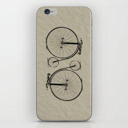 19th Century Bicycle iPhone Skin
