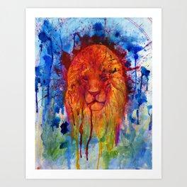Savanna Art Print