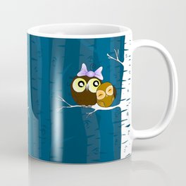 owl family Coffee Mug