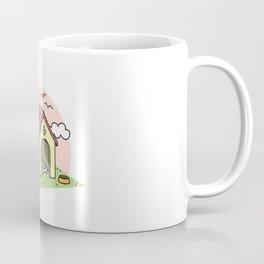 Sailor Dachshund Coffee Mug