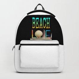 Beach Love Backpack